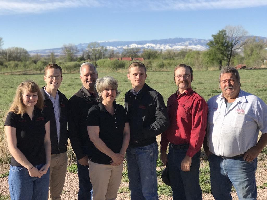 Lightning Glassworks & Screens glass repair Colorado Springs staff